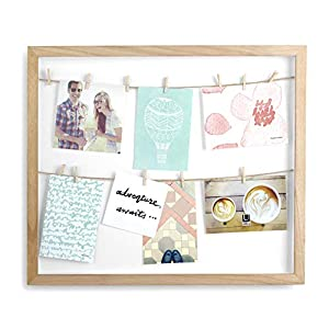 Umbra Clothesline PHOTODISPLAY Natural, Wood L