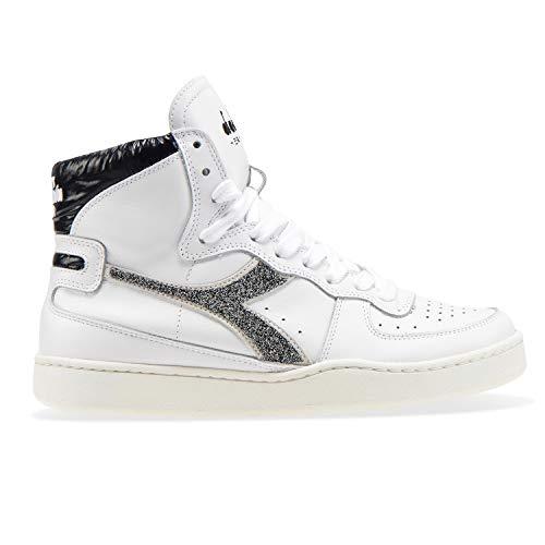 Diadora Heritage - Sneakers MI Basket LUX für Frau DE 41 Heritage Basket