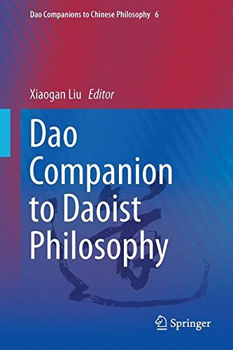 Dao Companion to Daoist Philosophy (Dao Companions to Chinese Philosophy) (2014-10-28)