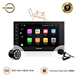 Woodman WM-LX22 Android Car Stereo with Bluetooth/GPS Navigation & USB Touch Screen Double