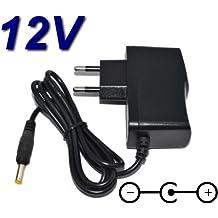 TOP CHARGEUR ® Adaptador Alimentación Cargador Corriente 12V Reemplazo Recambio Reproductor Blu-Ray LG BP250
