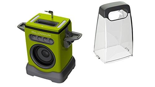 Millennium Compact Aqua - Outdoor Lautsprecher für Smartphone/Tablet/MP3 Player