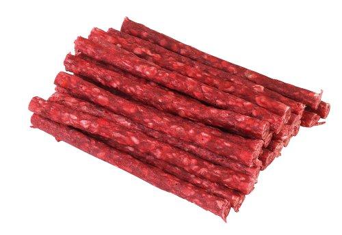 Artikelbild: Kerbl Kaurollen rot 9-10 mm/12.5cm 100er-Pack, 1er Pack (1 x 960 g)