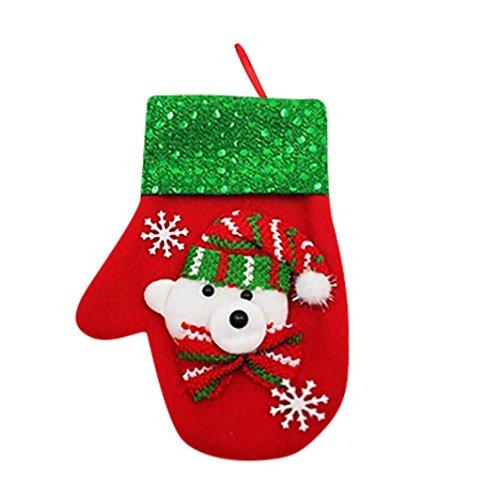 reative Home Party Gabel Set Hut Aufbewahrungsbox Werkzeug Weihnachten Geschirr Tasche (D1) ()