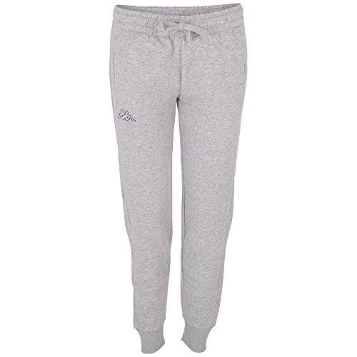 Kappa-Taima Pants, Donna, TAIMA, 18M Grey Melange, S