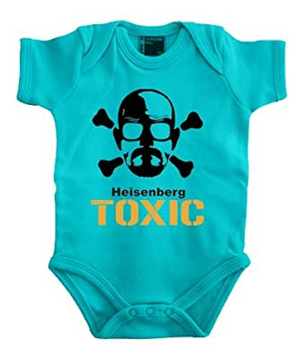 Touchlines - Heisenberg Toxic Babybody 80, Swimming Pool