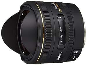 Sigma 10mm f/2.8 EX DC HSM Fisheye Lens for Canon Digital Camera with APS-C Sensors
