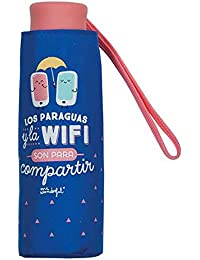 Paraguas plegable Mr. Wonderful Wifi
