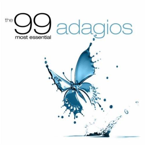 The 99 Most Essential Adagios