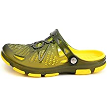 Zapatillas de Hombre Summer Beach Hollow Sandals Unisex Outdoor Men Shoes