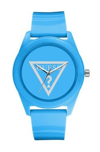 Guess Ladies Analogue Watch W65014L4 with Blue Dial