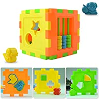 Swiftswan Multi-Shape Classification Machine Intelligence Box Cognitive Pairing Building Blocks Activity Cube Children Educational Toy