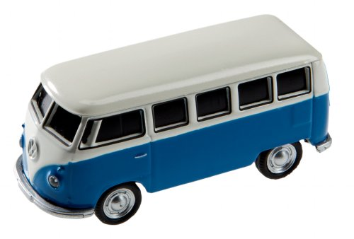 Autodrive VW Bus T1 8 GB USB-Stick USB 2.0 blau/weiss