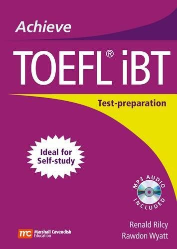 Achieve TOEFL (R) iBT: Student Book with Audio CD: Test-Preparation Guide