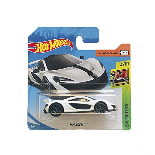 Mattel Cars Hot Wheels McLaren P1 HW Exotics