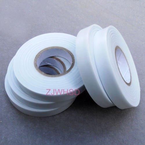 5Rolle weiß Klebeband zum Binden Maschine Teilen/Supplies (je Sicherheitskamera Tape) [hrus]