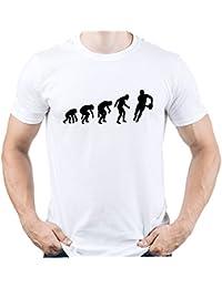 EUGINE DREAM Rugby Evolution Camiseta para Hombre