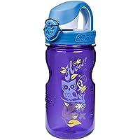 Nalgene Everyday OTF Kids 0,375 L Violett Eule