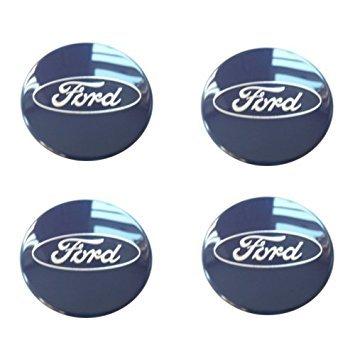 Preisvergleich Produktbild Original Ford Nabendeckel / Nabenkappe Satz