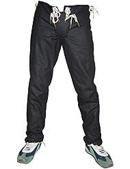 Pantalones para Hombre Siglo XV - Negro Color, Pantalones medievales de lana, Vestimenta medieval, Pantalones medievales, Recreación histórica, Rol en vivo