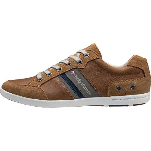 Helly Hansen Kordel Leather Herren Sneakers Braun (Braun 725)