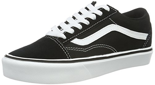vans-old-skool-lite-plus-unisex-erwachsene-sneakers-schwarz-suede-canvas-black-white-44-eu