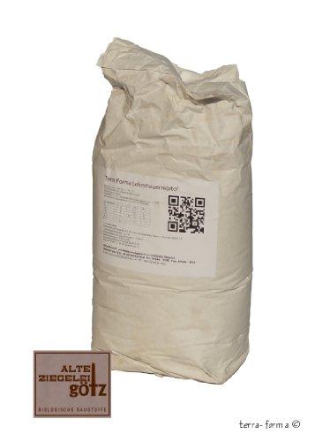 Terra Forma Lehmmörtel 1,05 to (42 Sack a 25 kg)