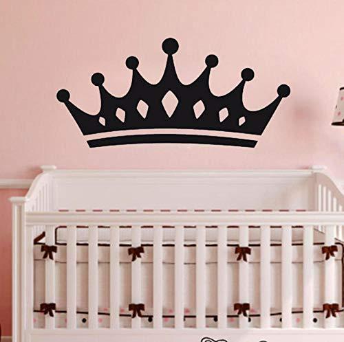 ufkleber Steuern Dekor Wohnzimmer Dekoration Wandtattoos Vinyl Aufkleber für Baby Mädchen Kinder Schlafzimmer 59 * 27 cm ()
