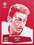 Panini UEFA EURO 2016 France - Mesut Özil