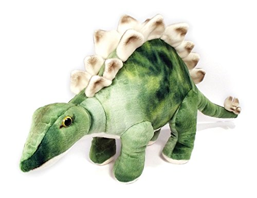 Large Premium Collection Ark Toys Stegosaurus soft cuddly toy plush dinosaur by Ark Toys