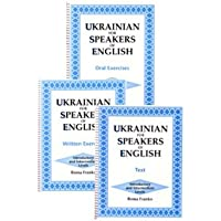 Ukrainian for Speakers of English Package: Introductory and Intermediate Levels [With CD (Audio) and 2 Books] by Roma Franko (1-Sep-1994) Spiral-bound
