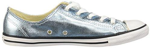 Converse All Star Dainty OX Damen Sneaker Pink Blue Coast