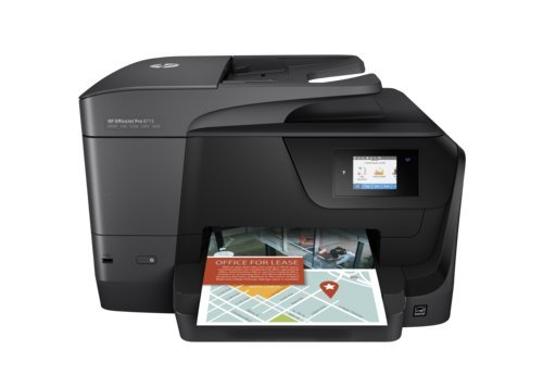 HP Officejet Pro 8715 multifuncional