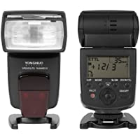 Yongnuo Speedlite YN- 568EX II–Flash E-TTL–Hss dispositivo de flash para Canon EOS DSLR