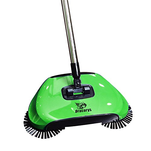 Dragón llama Lazy 3 en 1 limpieza para el hogar mano empuje...