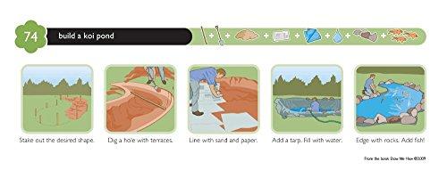 Der Museum Steckdose Charts der–wie nach einer Koi-Teich–A3Poster Print (Koi Blumen-prints)