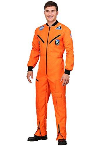 ut Jumpsuit Fancy dress costume X-Large (Astronaut Kostüm Orange)