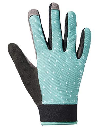 Vaude Damen Dyce Gloves II Handschuhe Nickel Green 6
