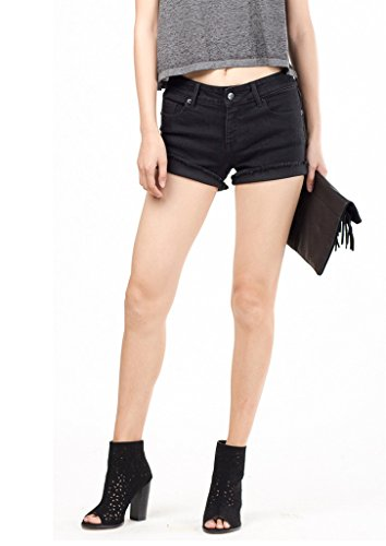 Lixmee Damen Short _04Black