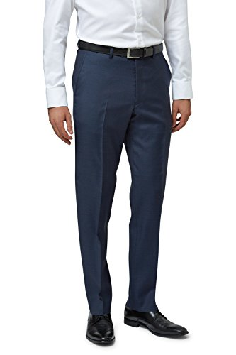lanificio-flli-cerruti-dal-1881-cloth-mens-tailored-fit-indigo-suit-trousers-38r-blue