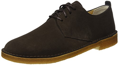 clarks-originals-desert-london-zapatos-derby-para-hombre-color-marron-dark-brown-suede-talla-41-eu