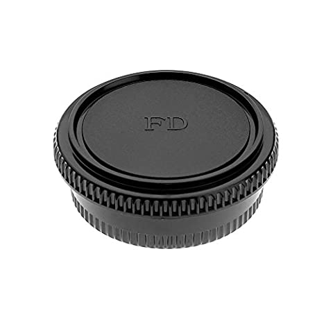FD cap body + cap lens mount CANON FD - ADAPTOUT FRENCH BRAND