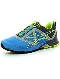 Reebok - Zapatillas para correr en montaña de sintético para mujer Azul azul