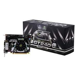 XFX Geforce GT240 Grafikkarte