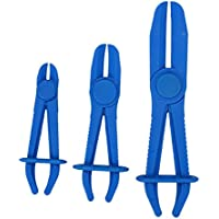 FreeTec–3piezas Alicates para abrazadera de manguera (Manguera Pinza Pinzas Pinzas para cables Manguera Alicates Set