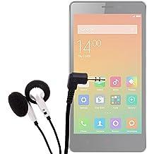 DURAGADGET Auriculares Con Cable Para Xiaomi Redmi Note 3 - ¡Ideal Para Escuchar Su Música A Todas Horas!