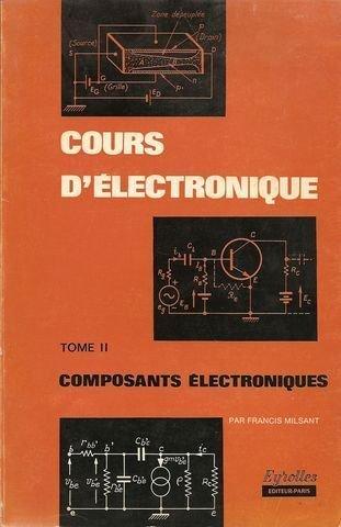 Composants électroniques (Cours d'électronique)