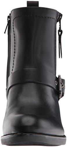 Geox D Felicity Abx A, Bottes Classiques Femme Schwarz (BLACKC9999)