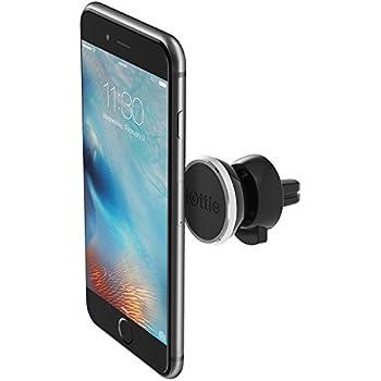 iOttie iTap Support magnétique pour volets d´aération – Compatible iPhone 6/6 Plus/5s/5c, Galaxy Note 4/3, Galaxy S6/ S6 Edge/5/4