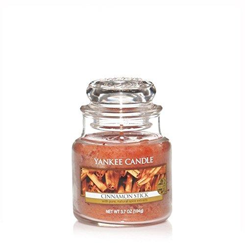 Yankee Candle Glaskerze, klein, Cinnamon Stick